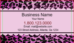 [Image: Pattern Business Cards]