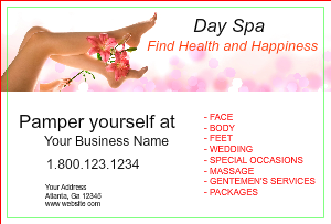 [Image: Spa Massage Therapy Postcards]