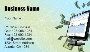 [Image: checkout with Custom Business Card Design]
