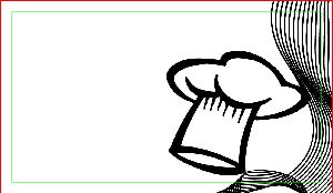 [Image: Chef Business Card]