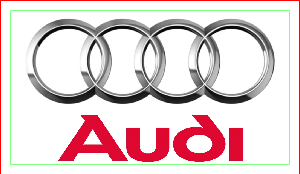 [Image: checkout with Audi Business Card Design]