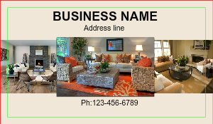 [Image: Home Staging Business Cards]