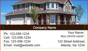 [Image: Real Estate Agent Business Cards]