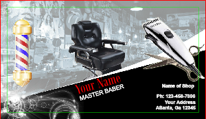 [Image: checkout with Urban Barber Business Card Template]