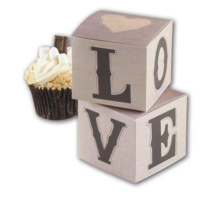 [Image: Cupcake Boxes With Window]