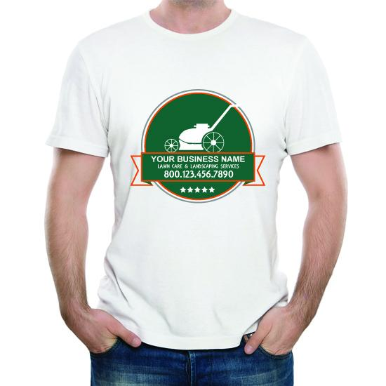 [Image: Landscaping T Shirts]