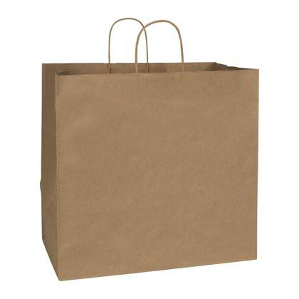 [Image: Kraft & White Paper Shopping Bags]
