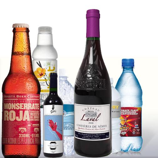 [Image: Custom Bottle Labels]