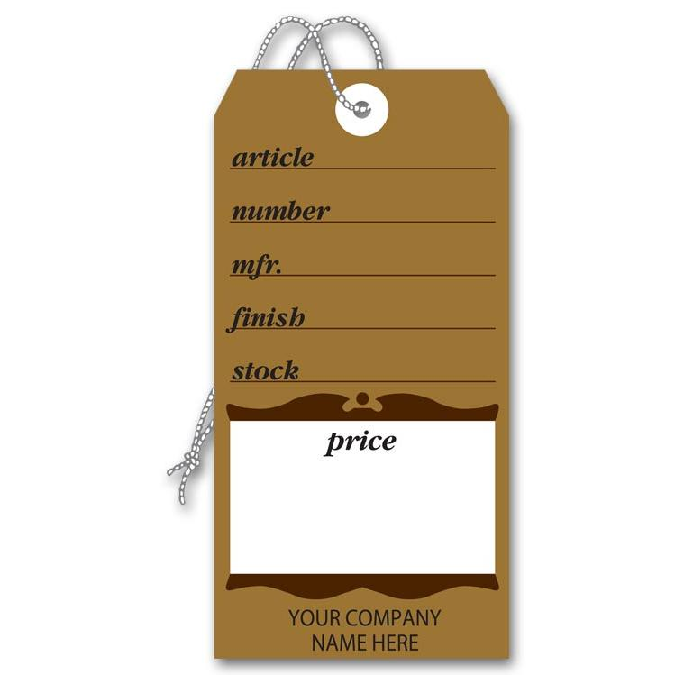 [Image: Custom Price Tags For Retail]