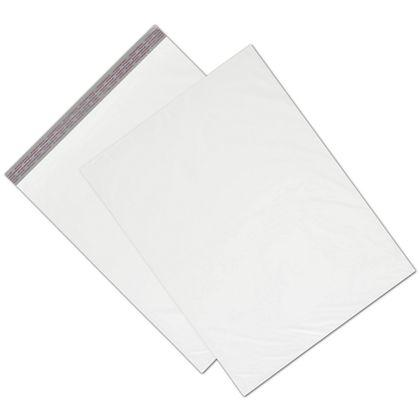 [Image: Unprinted White Poly Mailers]