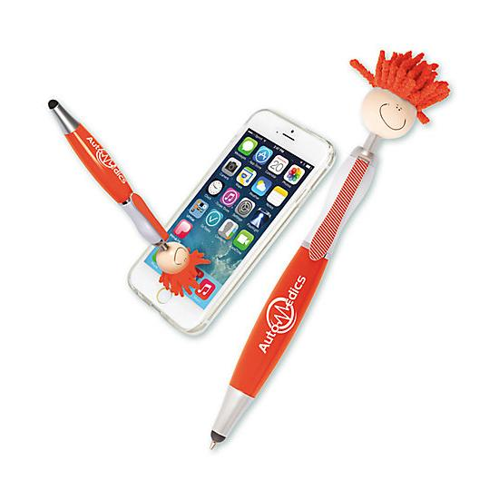 [Image: Mop Topper Stylus Pen - Personalized]