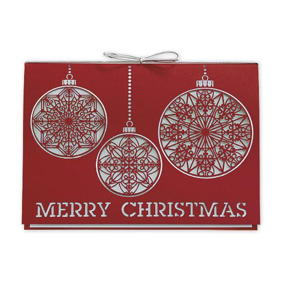 [Image: Simply Merry Laser Cut Christmas Cards]