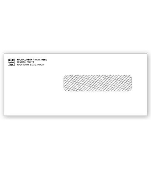 [Image: HCFA Imprinted Self Seal Envelope]
