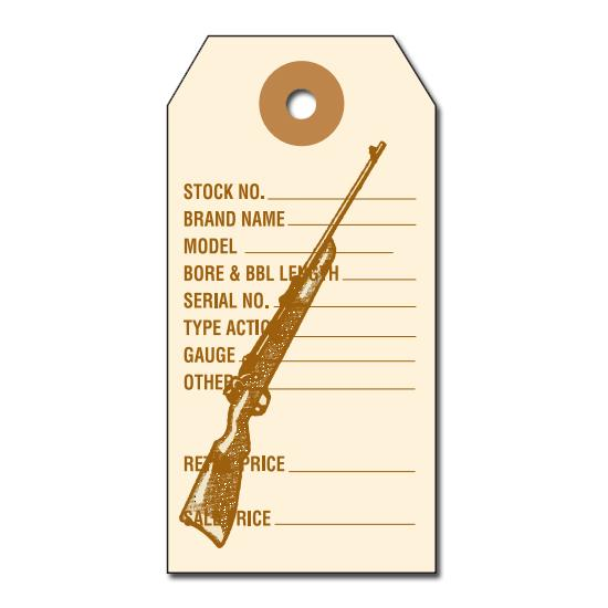 [Image: General Merchandise - Rifle ID Tag]