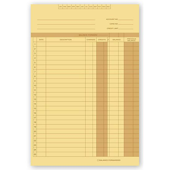 [Image: Accounts Receivable Ledgers 411-1 System]