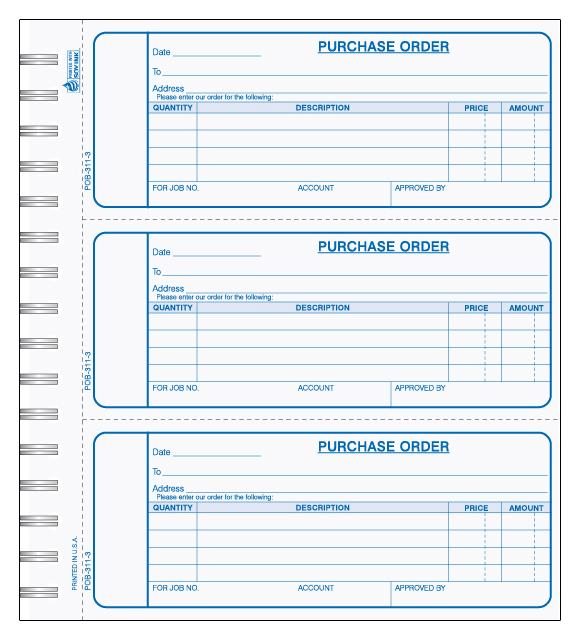 [Image: Auto Repair Shop Purchase Order]