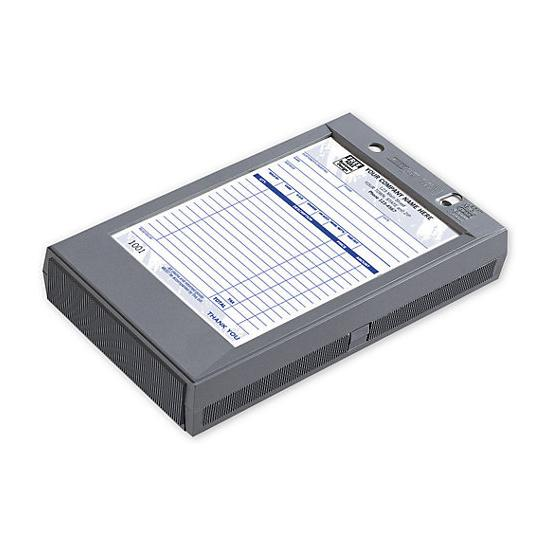 [Image: Portable Register - Plastic Register For 5 1/2 X 8 1/2 Forms]