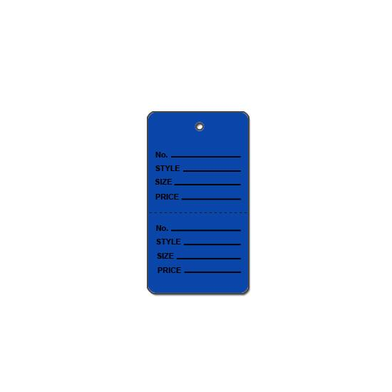 77710e8b149 Colored Retail Tags - Color Coded Tags | DesignsnPrint