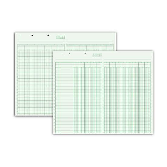 [Image: Green Columnar Worksheets]