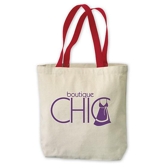 [Image: Canvas Tote Bag - Custom Printed]