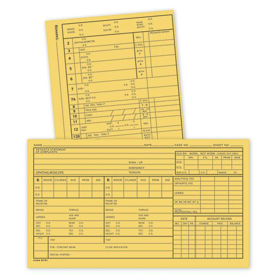 [Image: Optometry Supplementary Analytical Data Sheets]
