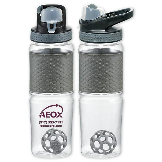 [Image: 24-oz. Cool Gear Protein Shaker - Personalized]