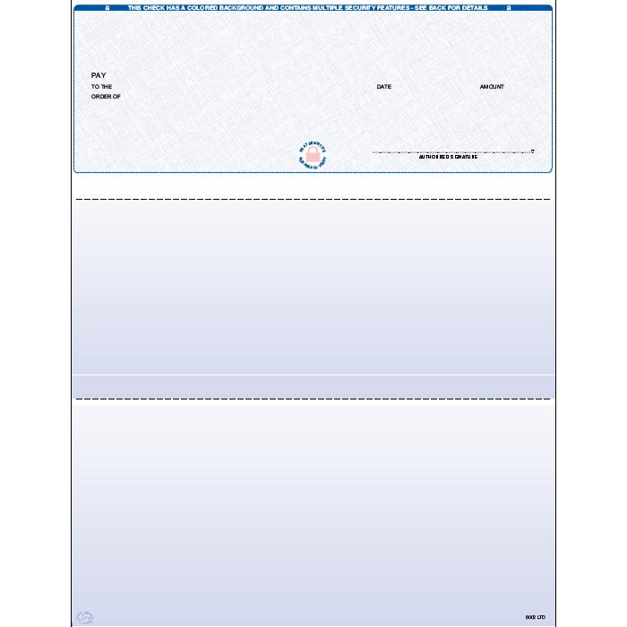 [Image: ACCPAC Plus Accounting Check F8002LTD]
