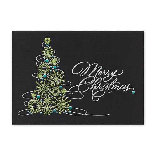 [Image: Baubles & Beads Christmas Cards]