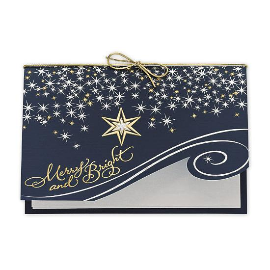 [Image: Sky Swirl Holiday Cards]