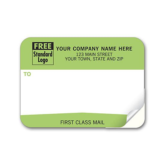 [Image: Shipping Label - Return Address Label Padded]