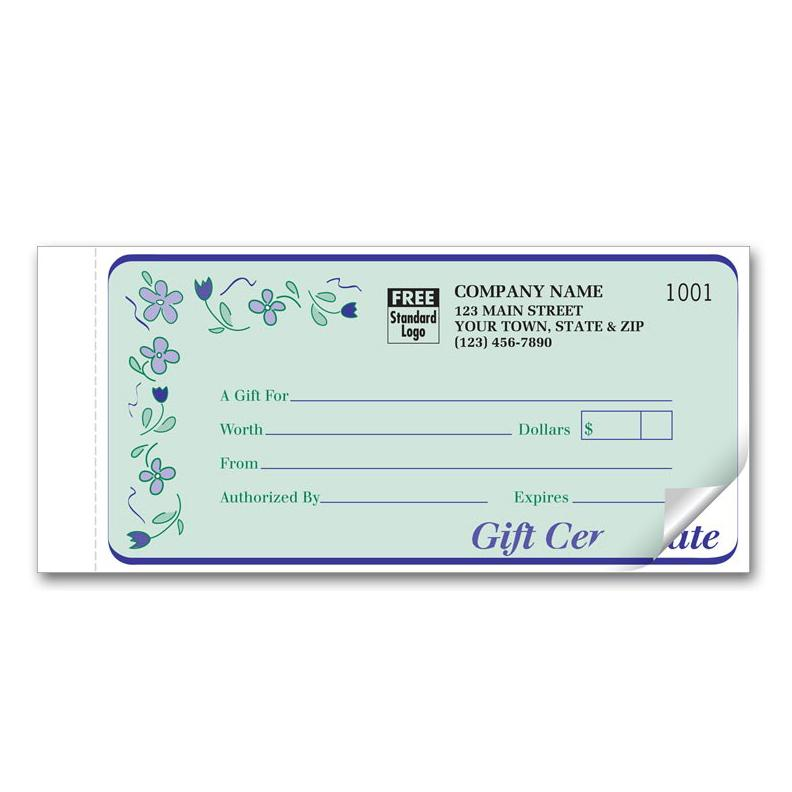 [Image: 865A, Spring Bouquet Set Gift Certificate ]