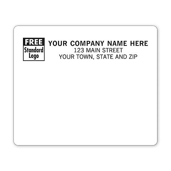 "[Image: Laser or Inkjet 4 X 3 1/3"" Mailing Label - Address Labels]"