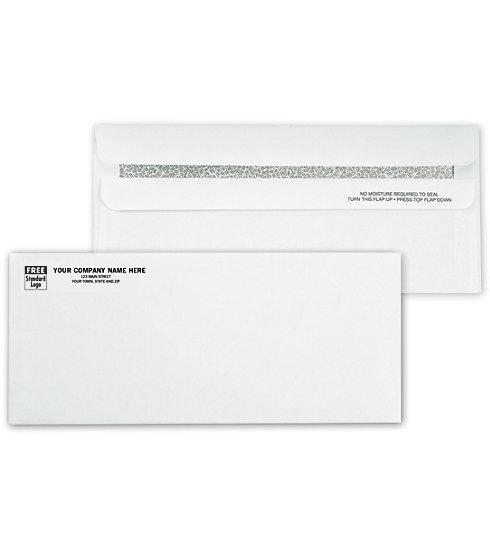 [Image: No. 10 Envelopes, Confidential Security Tint, Self Seal No Window]