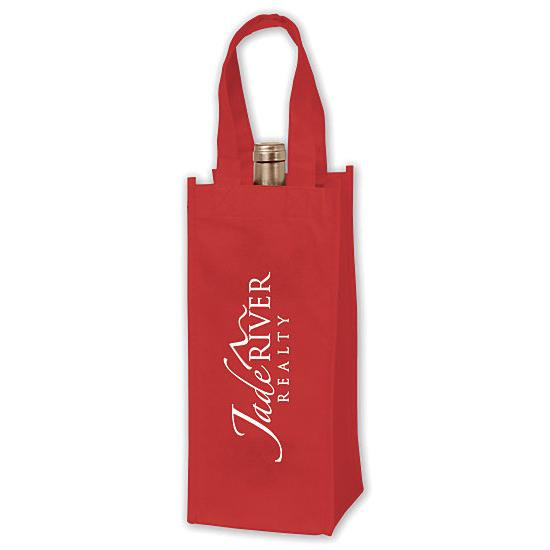 [Image: Wine Bag - Custom Printed]