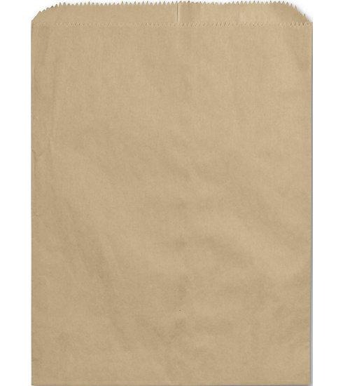 [Image: Kraft Paper Merchandise Bag Wholesale]