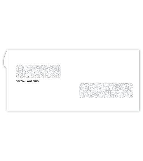 [Image: Double Window Confidential Envelope 5014]