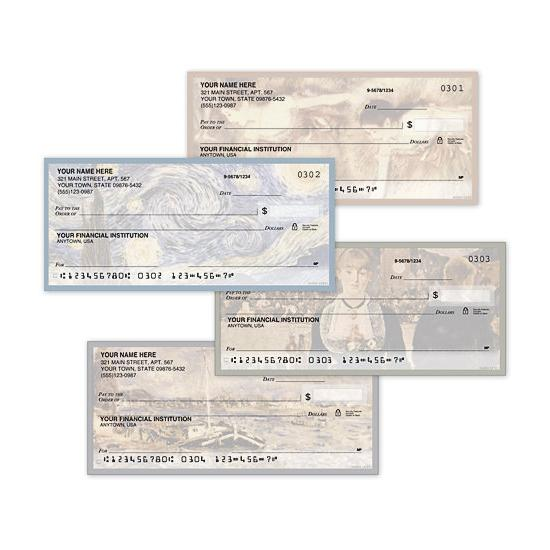 [Image: Personal Check - Personalized & Printed with your Bank Account]