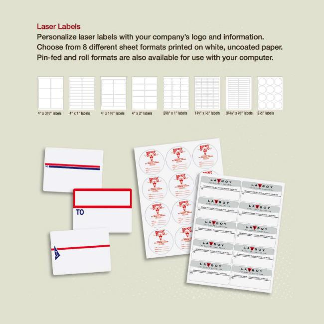 [Image: Name Badge & Lapel Labels]