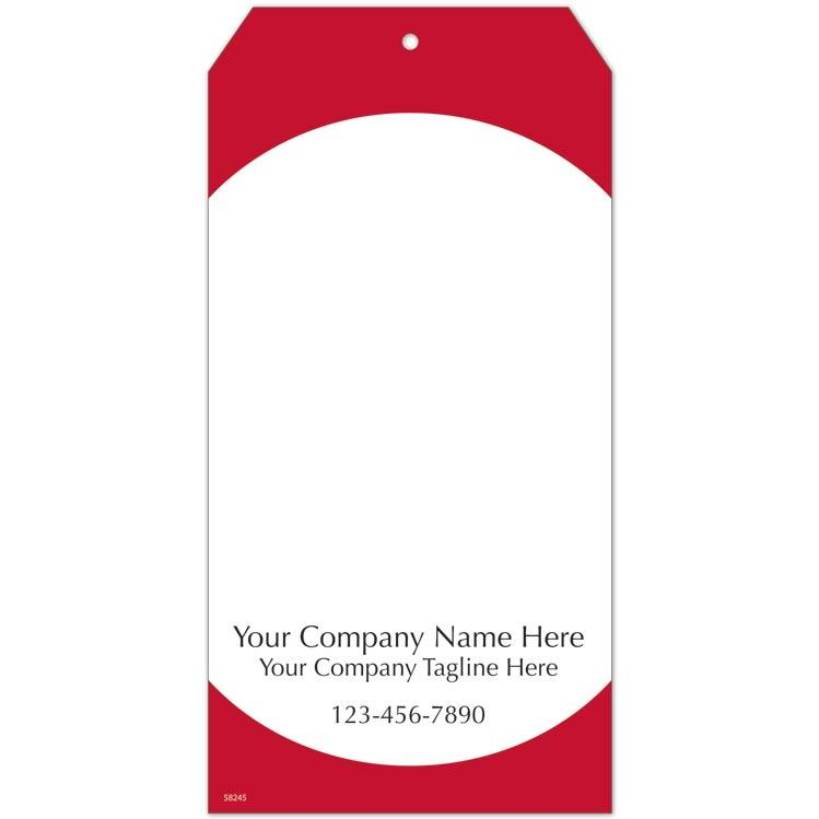 [Image: Blank Price Tag Red Border Large]