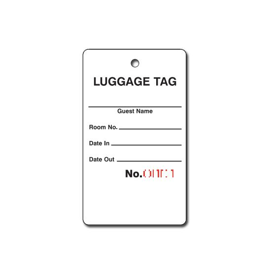 Hospitality parking valet tags designsnprint for Coat check tickets template