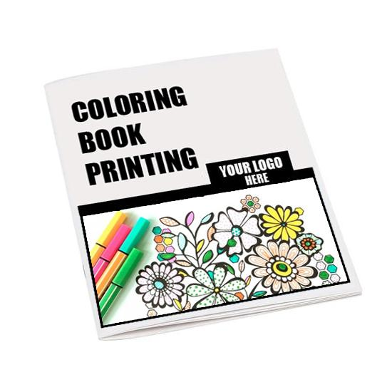 - COLORING BOOK PRINTING DesignsnPrint