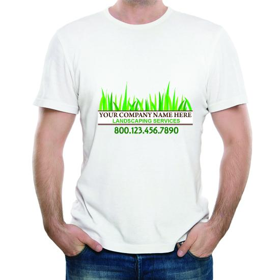 Landscaping Work Shirts Designsnprint