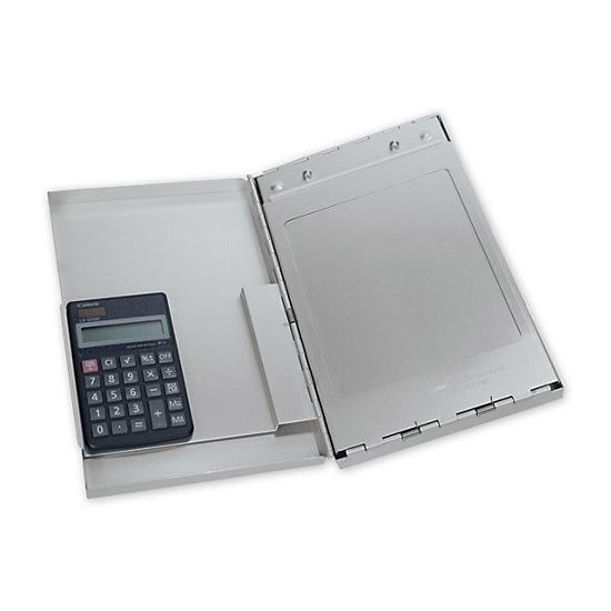 [Image: Handi-Desk Register With Calculator]