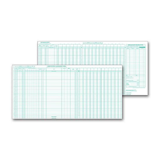 expense payroll ledger designsnprint