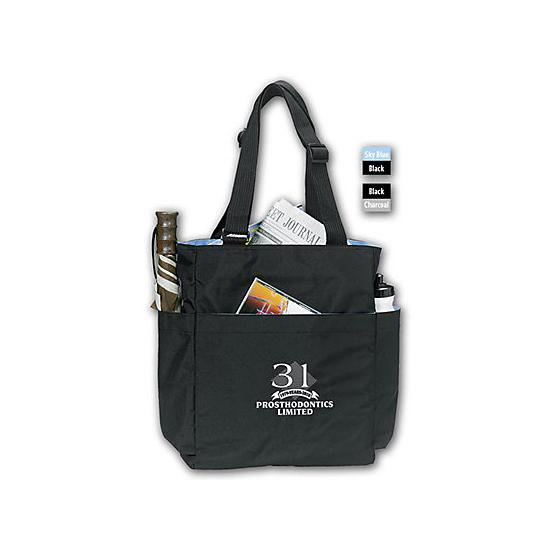 [Image: Quad Access Tote - Personalized]