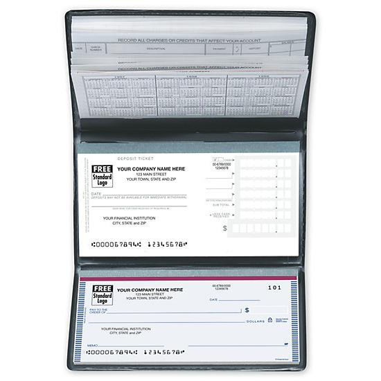 [Image: Personal Size Check Register]
