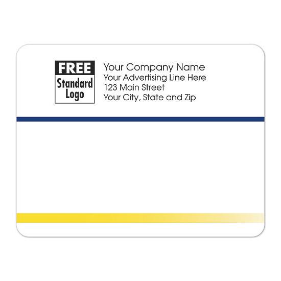 [Image: Shipping Label - Return Address Label Custom Printed]