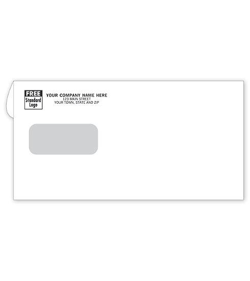 [Image: Single Window Envelope]