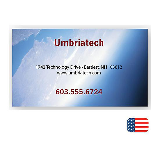 [Image: Full Color Business Card Magnet]