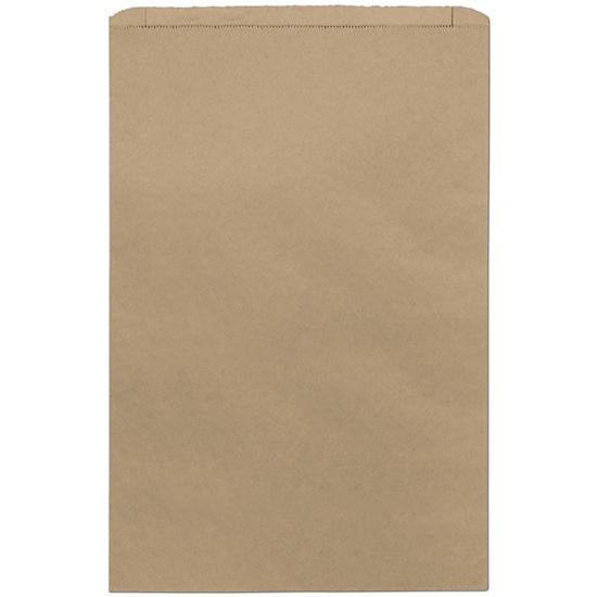 "[Image: Large Kraft Paper Merchandise Bag, 16 X 3 3/4 X 24"", Retail Bags]"